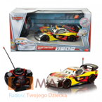 CARS 2 RC ZDALNIE STEROWANY SILVER EDITION MIGUEL