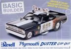 MODEL SAMOCHODU 1:24 PLYMOUTH DUSTER COP OUR