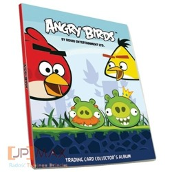 ALBUM DO ZBIERANIA KART ANGRY BIRDS EPEE