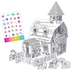 DOMEK CRAFT HOUSE MY LITTLE PONY KUCYKI PONY TREFL