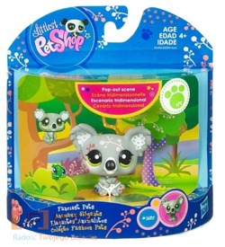 FIGURKA LITTLEST PET SHOP 1837