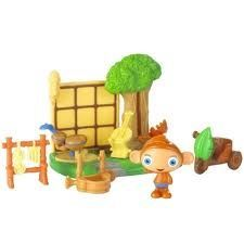 FIGURKA WAYBULOO Z AKCESORIAMI FISHER PRICE
