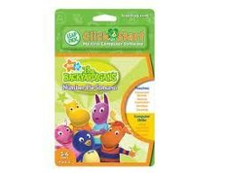GRA EDUKACYJNA CLICK START THE BACKYARDIGANS 3 - 6 LAT LEAP FROG