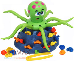 GRA JOLLY OCTOPUS RAVENSBURGER PL