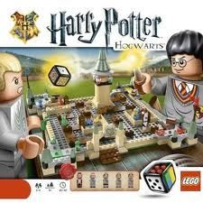 "GRA LEGO HARRY POTTER ""HOGWARTS"" 3862"