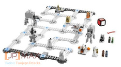 GRA LEGO STAR WARS THE BATTLE OF HOTH 3866