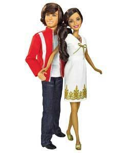 LALKI TROY I GABRIELLA HIGH SCHOOL MUSICAL