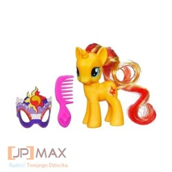 MY LITTLE PONY KUCYK SUNSET SHIMMER MASKA HASBRO