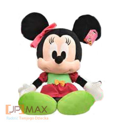 PLUSZOWA MINNIE COULOR BLOCK 61CM MASKOTKA DISNEY