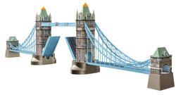 PUZZLE 3D 216 ELEMENTÓW TOWER BRIDGE RAVENSBURGER