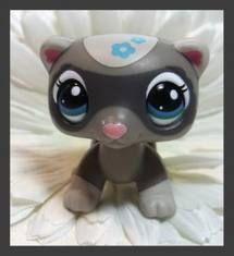 RUCHOMA FIGURKA LITTLEST PET SHOP 2315 ŁASICA
