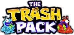 TRASH PACK 12 X ŚMIECIAKI TRASH RAT I STALE BREAD