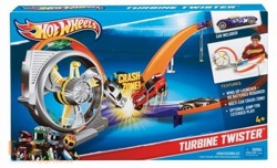 Tor Moto Turbina Hot Wheels X9285