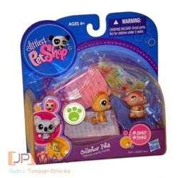 ZESTAW FIGUREK LITTLEST PET SHOP 1947 I 1948