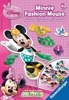 GRA MINNIE FASHION MOUSE MODNA MINNIE RAVENSBURGER
