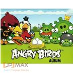 ALBUM DO ZBIERANIA NAKLEJEK ANGRY BIRDS EPEE